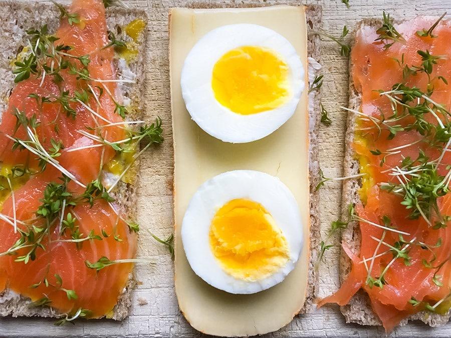 omega 3 rijke voeding