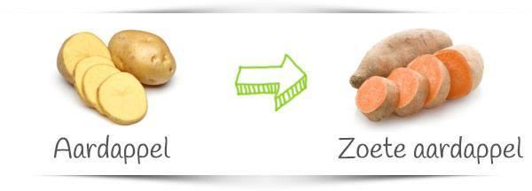 aardappel-vervangen-voor-zoete-aardappel