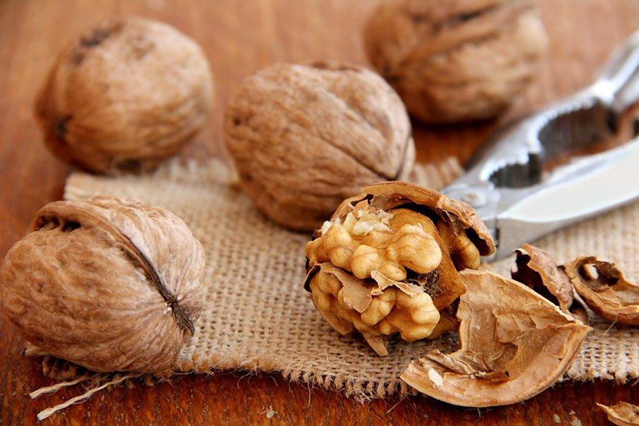 walnoten gezond tussendoortje