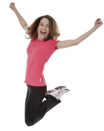 Hoe werkt het dieet Vrouw springt