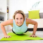 spierversterkende oefeningen voor thuis