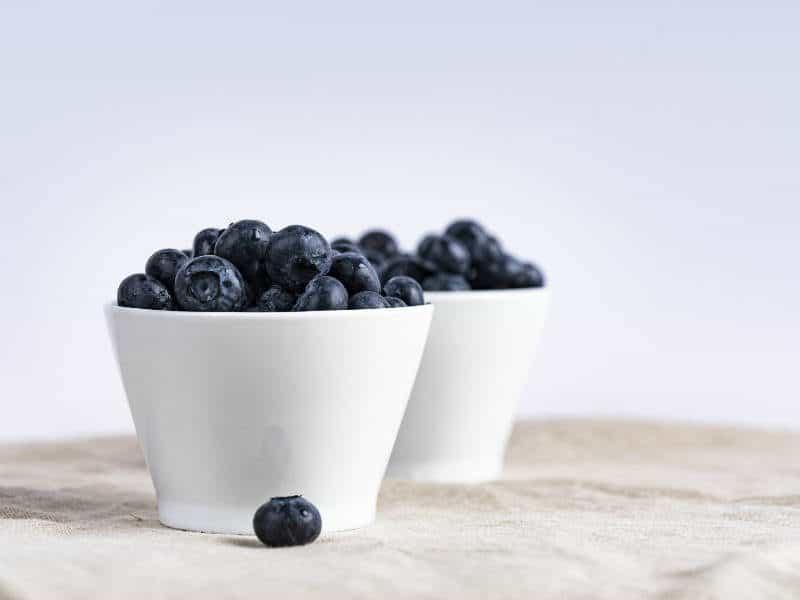 Calorieën blueberry