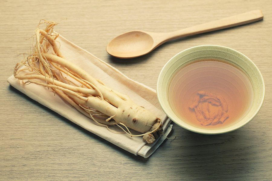 ginseng thee