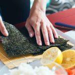 jodiumrijke voeding gedroogd zeewier