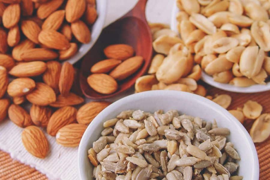 vitamine e rijke voeding