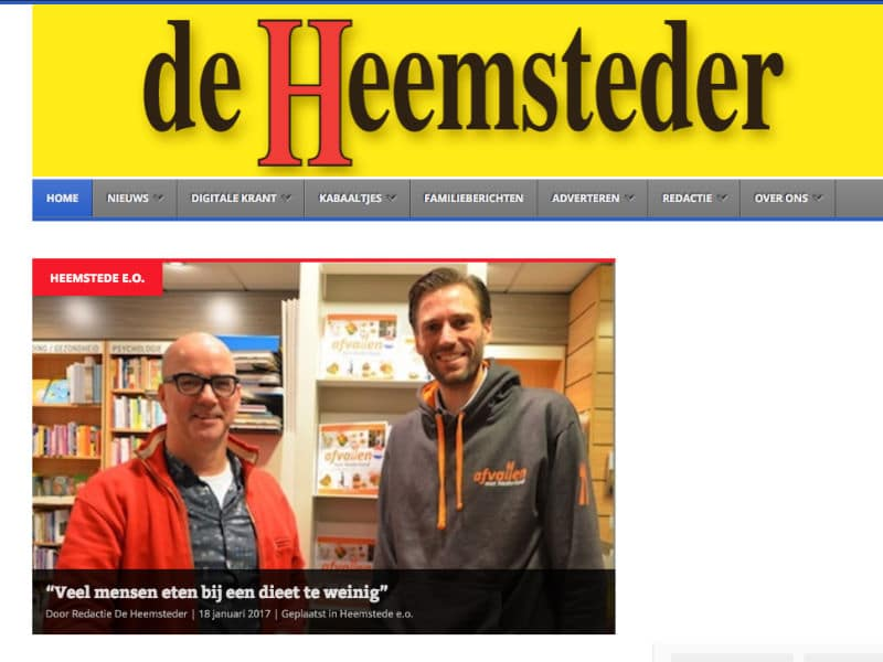 Interview de Heemsteder