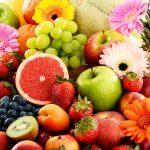 fruitsoorten met veel suikers
