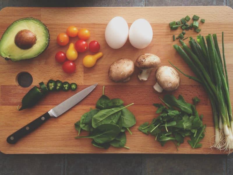 gezond eten duur