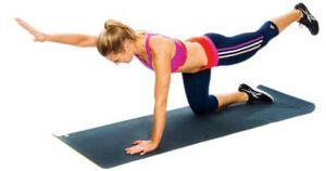 sportieve oefeningen