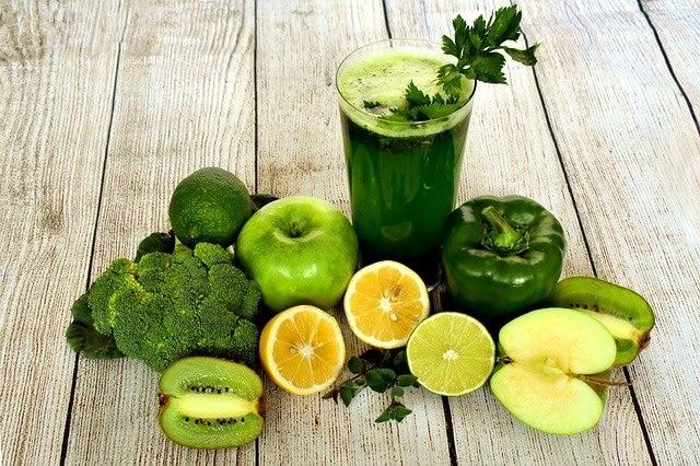Juicing dieet
