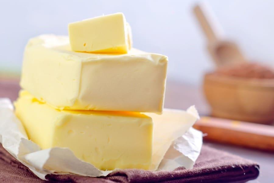 boter buiten koelkast