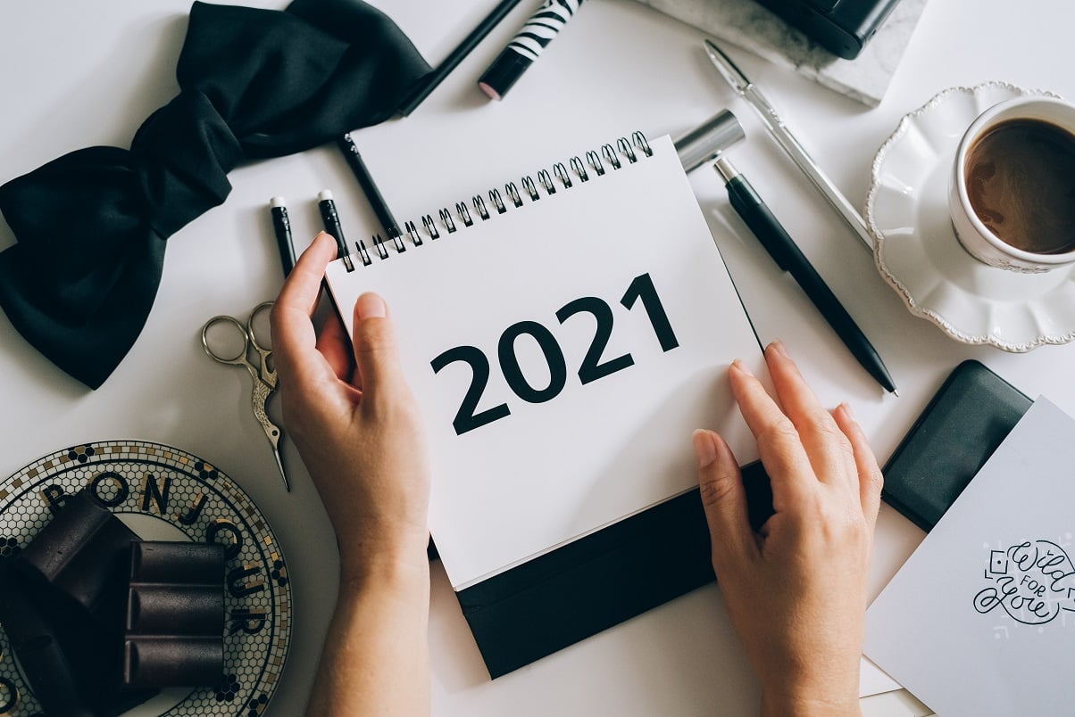 5 redenen om in 2021 af te gaan vallen!