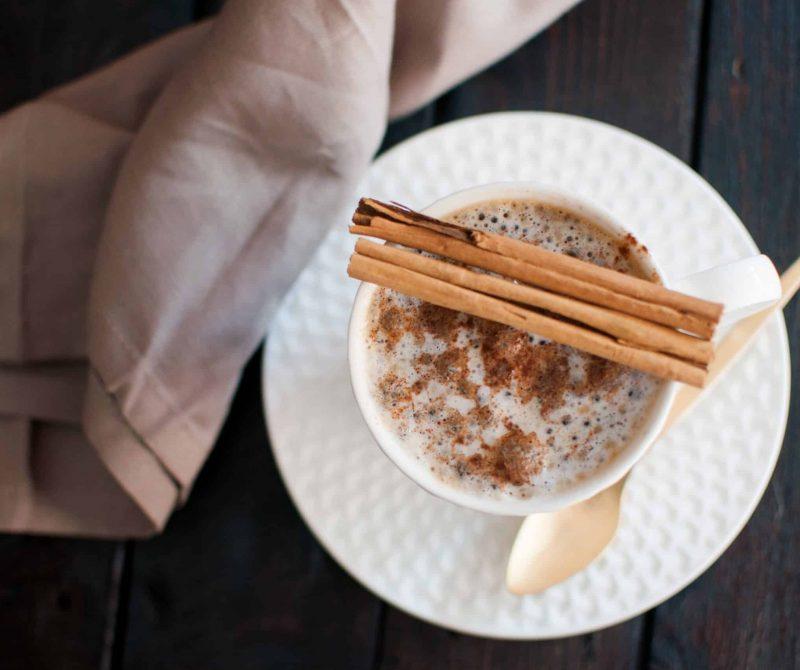 Keto ontbijt smoothie