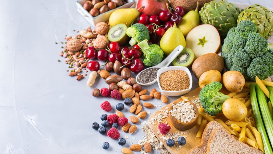 gezond eten met veel vezels