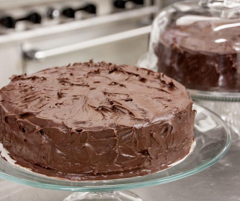 De allerlekkerste suikervrije chocoladetaart