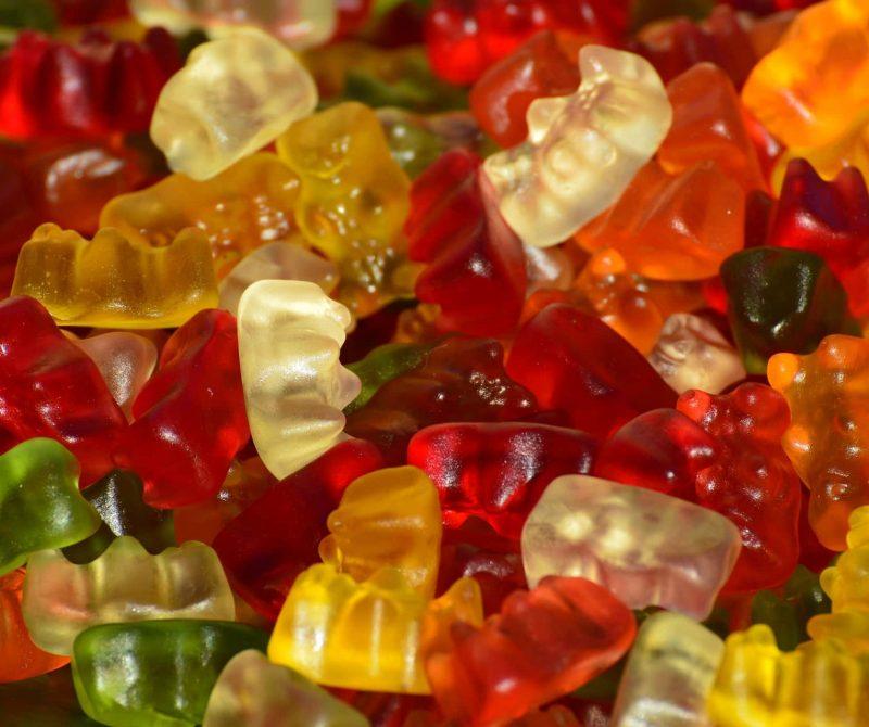 gezondere snoepjes