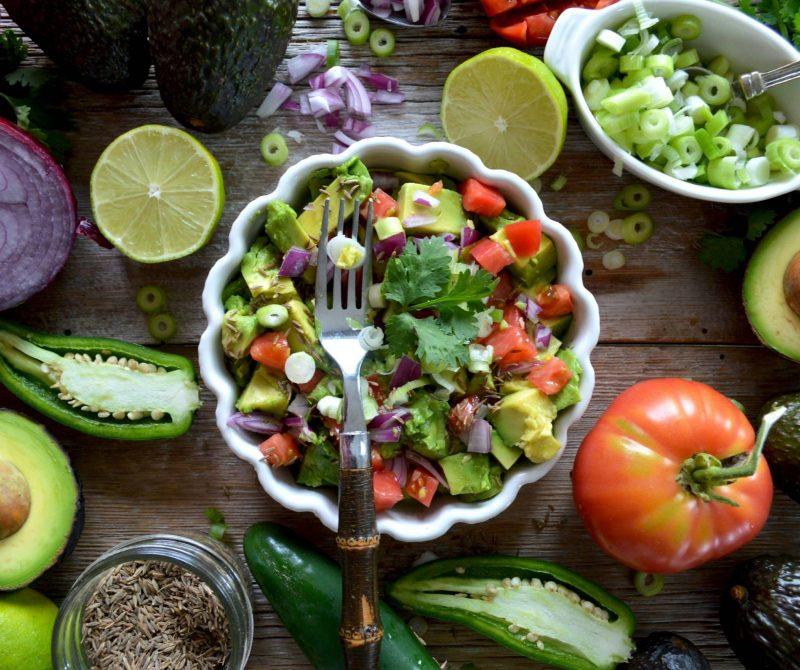 aunthentieke Mexicaanse guacamole