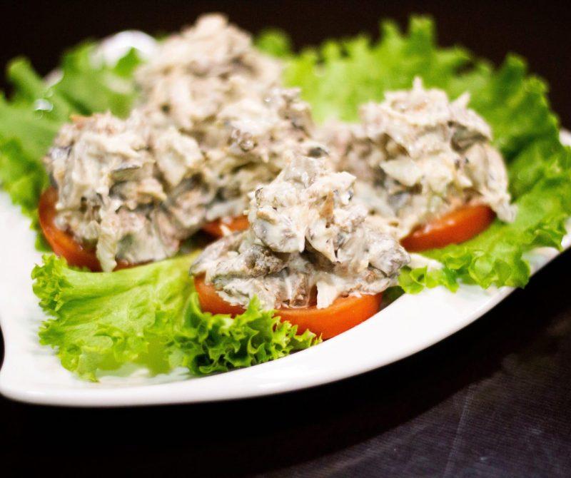 keto tonijnsalade